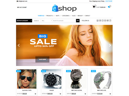Website Fabrikant - wordpress en woocommerce specialist